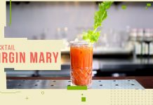 Thức uống Cocktail Bloody Mary
